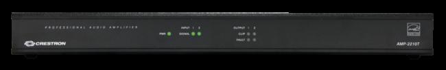 Crestron AMP-2210T