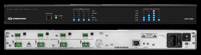 Crestron AMP-4600