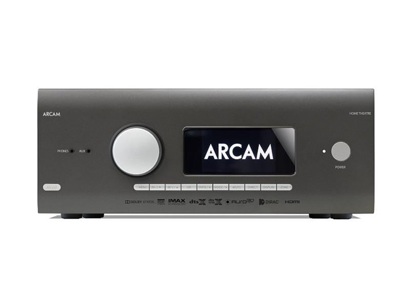 ARCAM AV40 Frontansicht