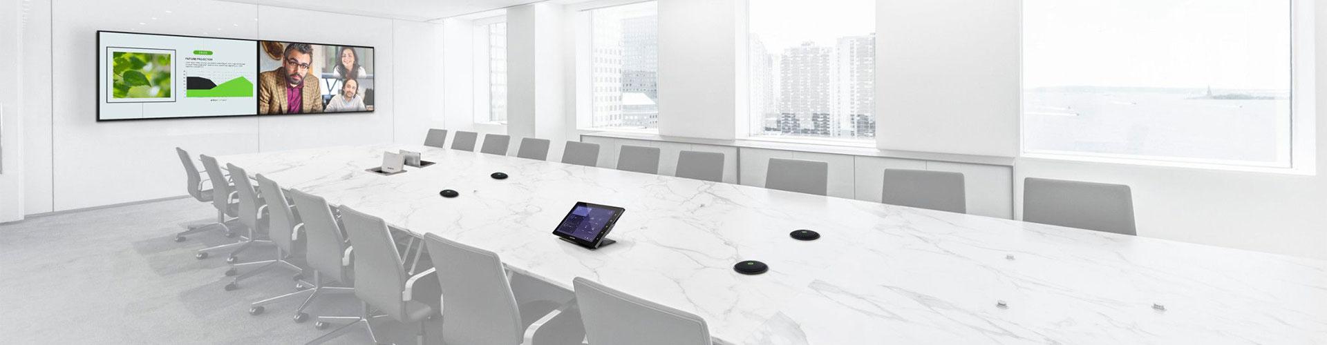 Crestron Flex Videokonferenzsysteme