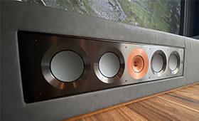 hochwertige Audio-Systeme