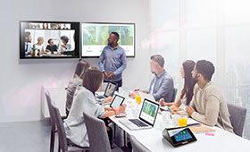 Crestron Flex Videokonferenz