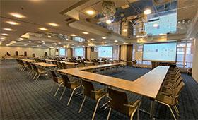 Medientechnik im Radisson Blu Hotel Bremen