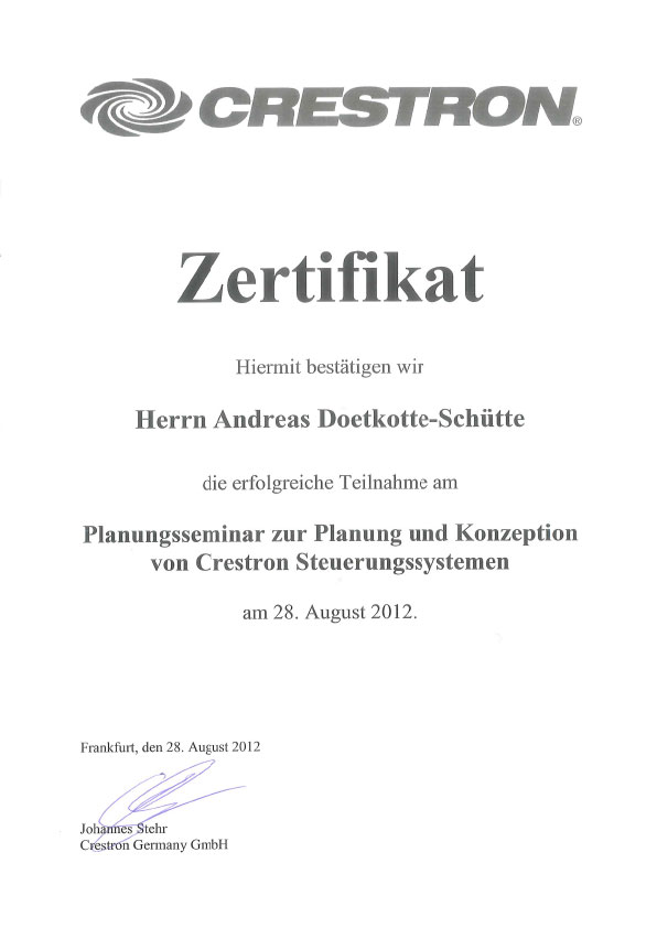 Andy-Mediatainment-zertifikat-Crestron-2