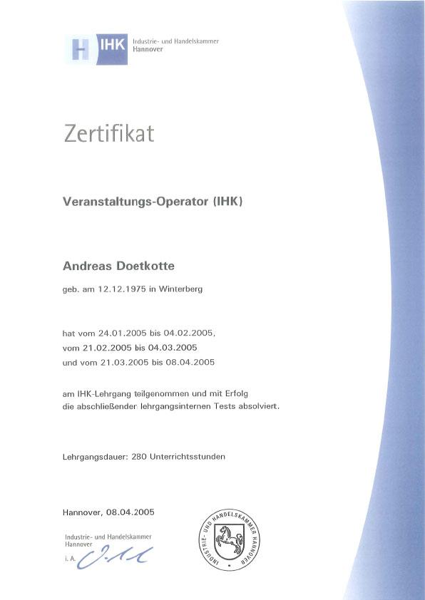 Andy-Mediatainment-zertifikat-Operator