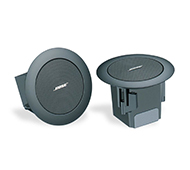 BOSE-FS Flush-mount schwarz