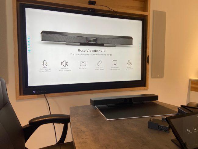 Bose Videobar B1