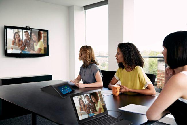 Videokonferenzsystem Crestron Flex