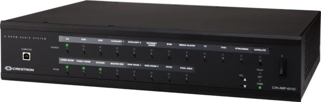 Crestron C2NI-AMP-6X100 1