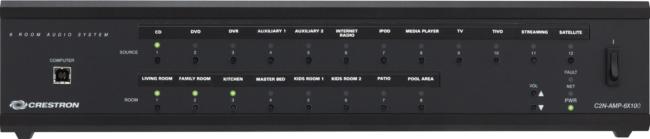 Crestron C2NI-AMP-6X100 2