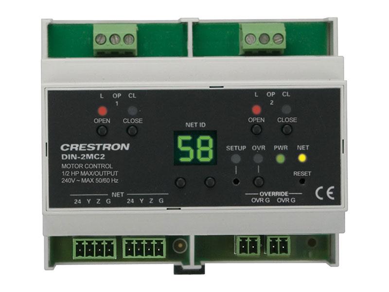 Crestron-DIN-2MC2-Produkt