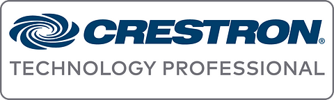 Crestron Logo Stuttgart Andy Mediatainment