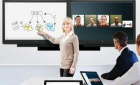 Crestron Videokonferenzsysteme