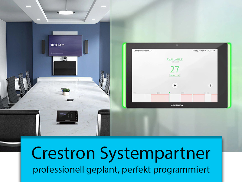 Crestron Systempartner