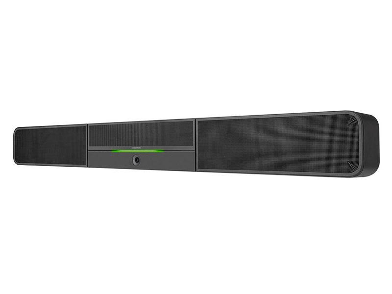 Soundbar mit Kamera für Konferenzsysteme