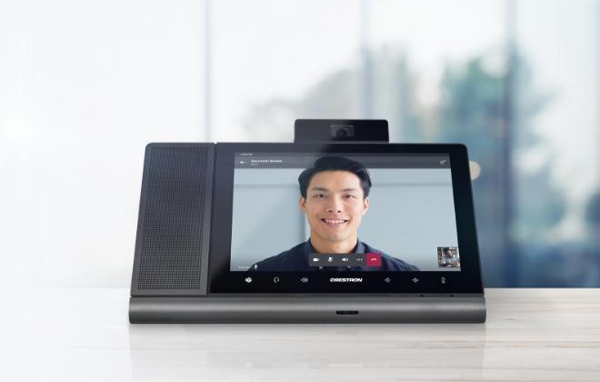 Microsoft Teams Videotelefon Crestron UC-P10-T-C-HS
