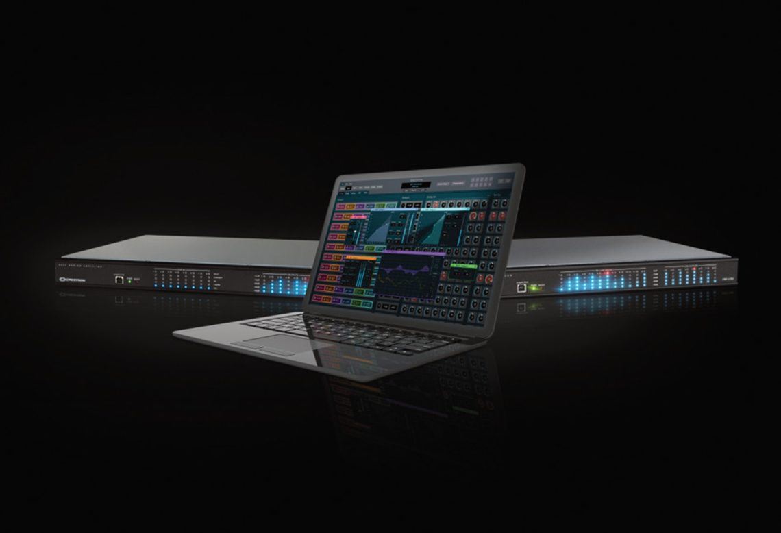 Crestron DSP-1281 Audio-DSP