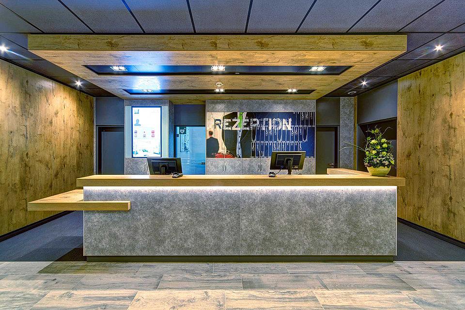 Digital Signage im Hotel
