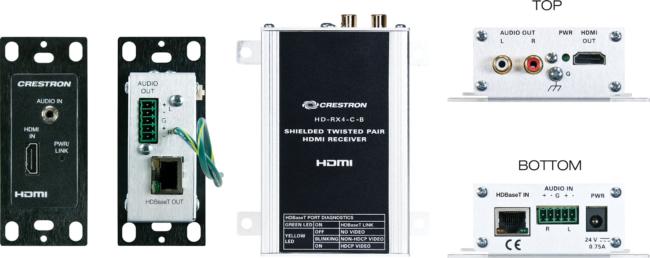 Crestron HD-EXT4-C-B