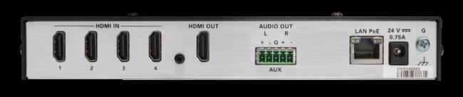 HD-MD4X1-4KZ-E Videoumschalter