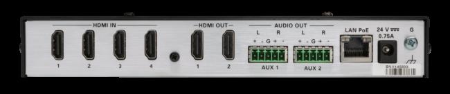 HD-MD4X2-4KZ-E Videomatrix