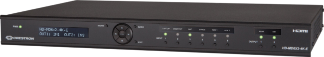 Crestron HD-MD6X2
