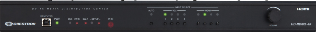 Crestron HD-MD8X1