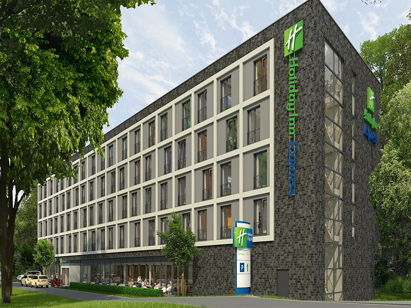 Holiday Inn Express Goettingen Andy Mediatainment Crestron