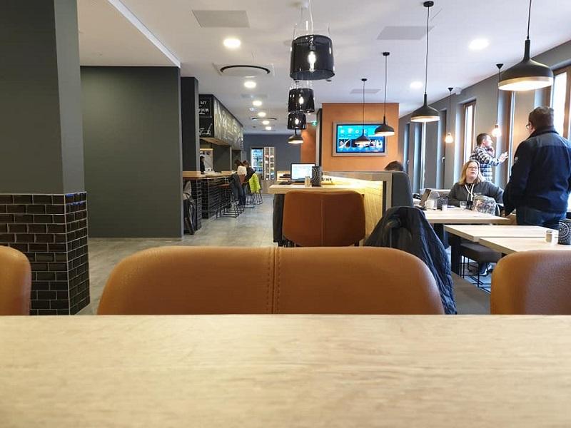 Gebäudeautomation für Hotels und Restaurants