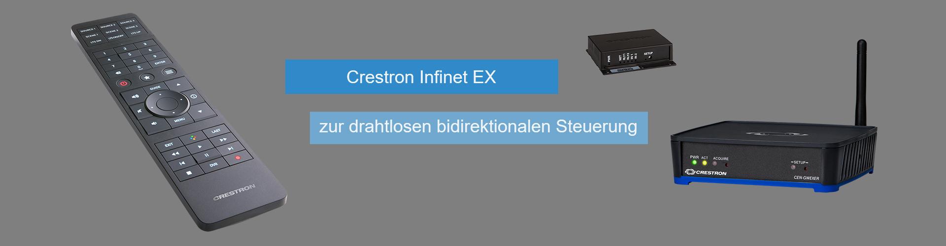Crestron Infinet EX