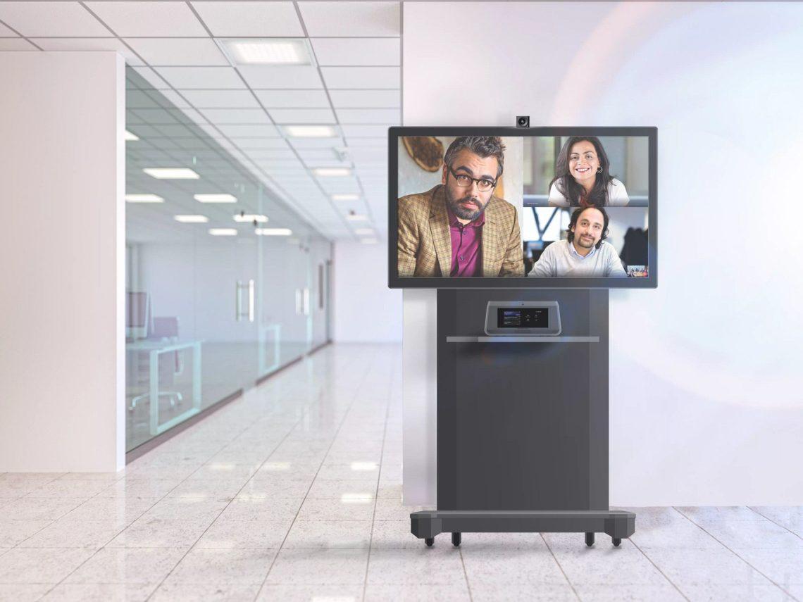 Crestron Flex als mobile Videokonferenzlösung im Tagungszentrum