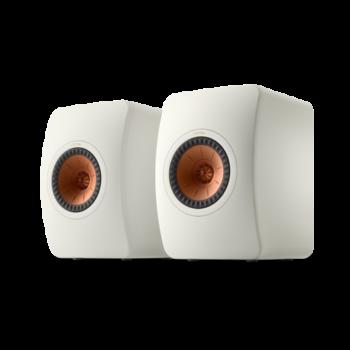 KEF LS50 wireless 2 in weiß