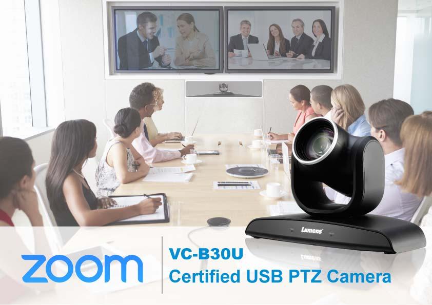 Lumens VC-B30U Zoom