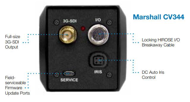 Full HD Mini-Kamera mit CS-Mount