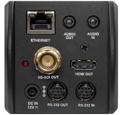 IP-fähige HD Block-Kamera mit 30-fach Zoom