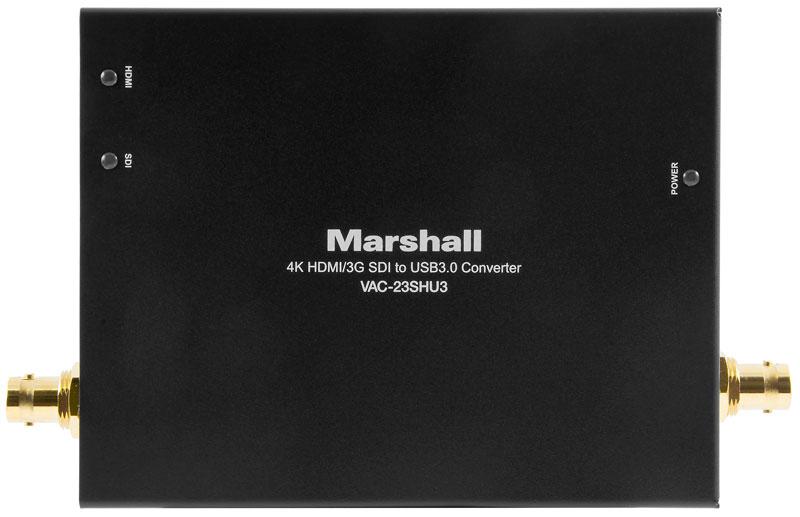 Marshall VAC HDMI und SDI zu USB Konverter