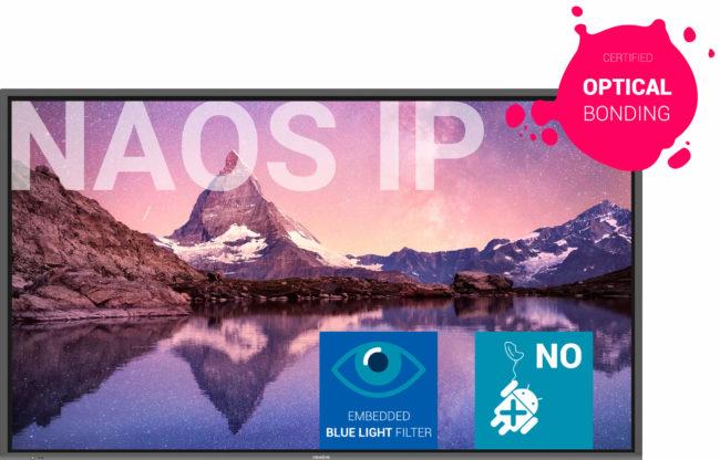 Newline TT-8619IP Touchscreen in 86-Zoll