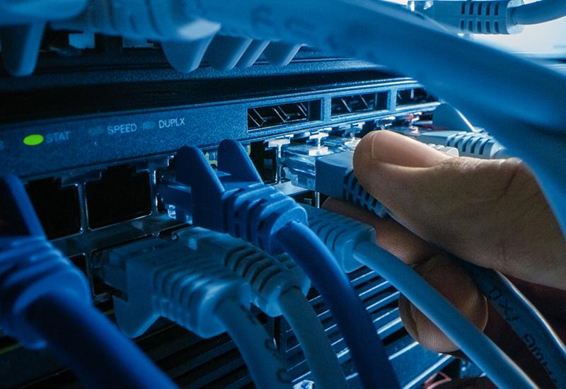 Netzwerkverkabelung Medientechnik