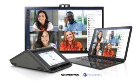 Crestron FLEX Videokonferenzsystem