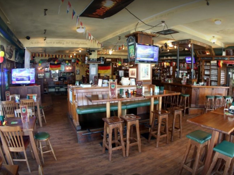 Referenzen Irish Pub Blackwater