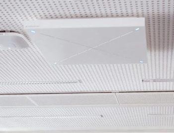 Konferenzmikrofon Sennheiser Teamconnect unter Decke