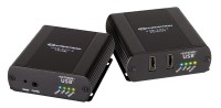 USB over Category Cable Extender, lokal und remote