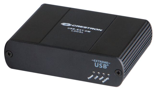 USB over Ethernet Extender mit Routing, Host-Modul