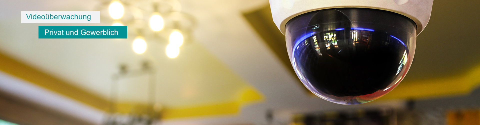 Videoüberwachung für Smarthome und Gewerbe