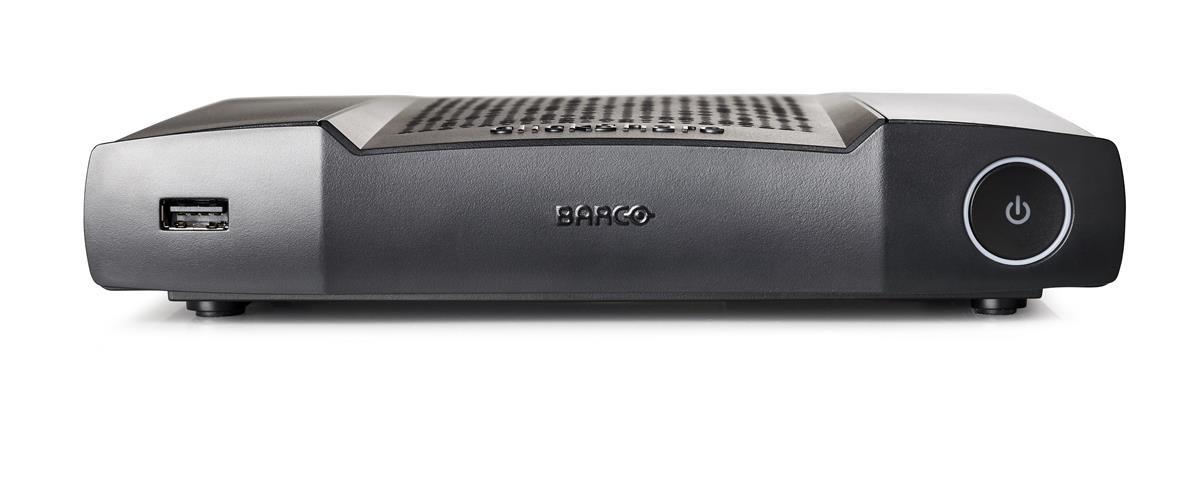 BARCO CX-50 Frontansicht