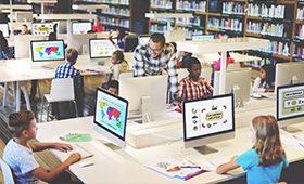 Digitale Klassenräume