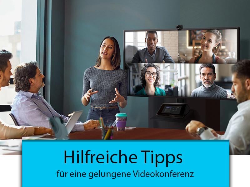 Tipps für eine Videokonferenz
